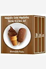 Majestic Cove Mysteries Books 4-6 Box Set Kindle Edition