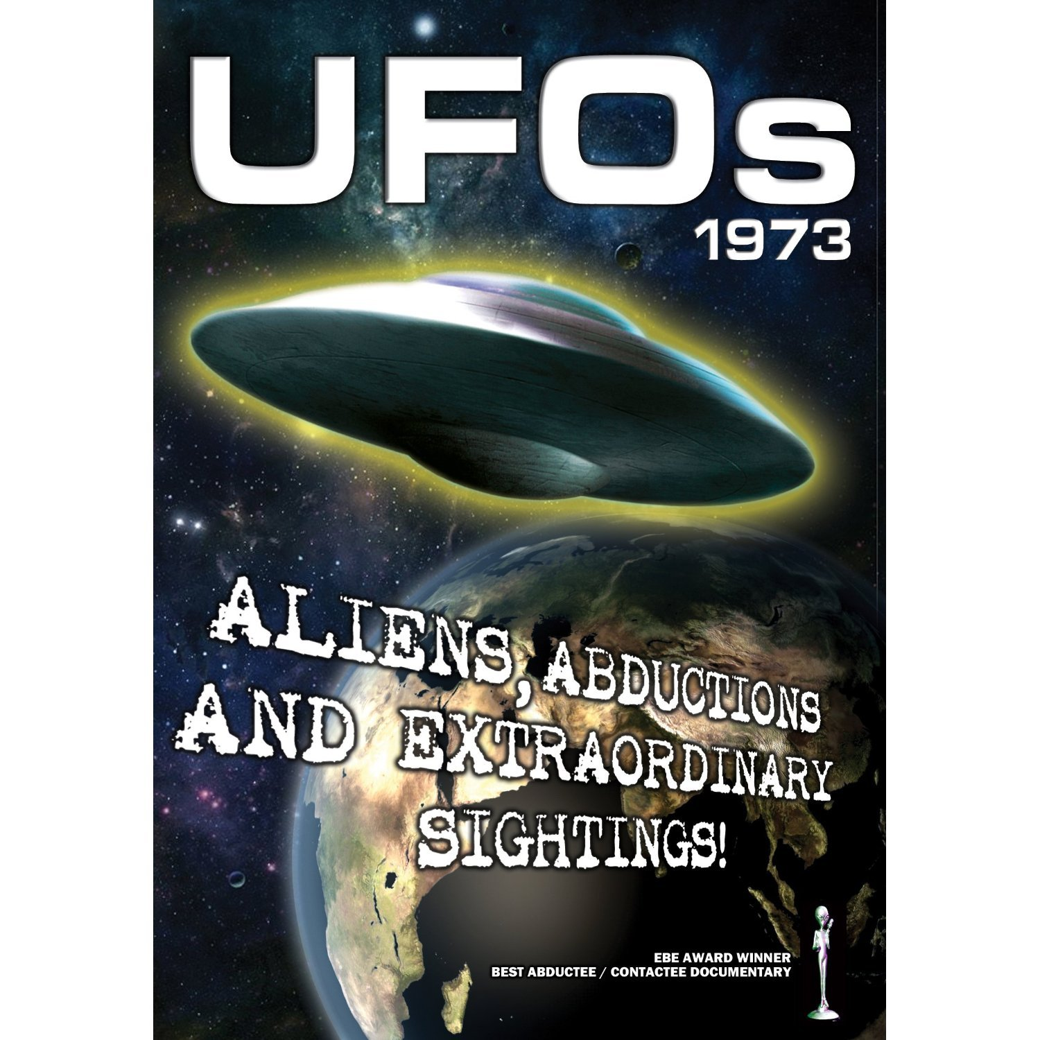 DVD : Tice Bune - Ufos 1973: Aliens, Abductions And Extraordinary Sightings (Full Frame)