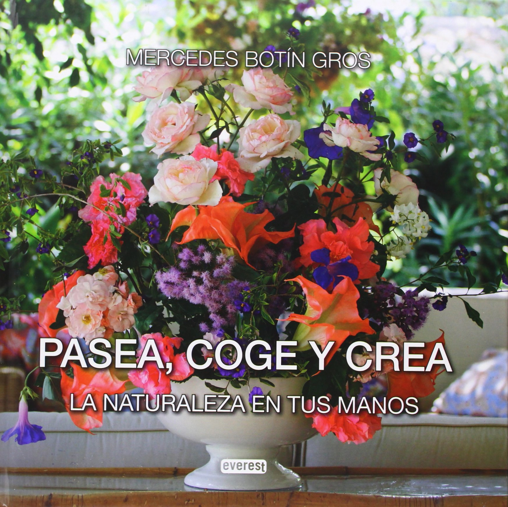Pasea, coge y crea (Spanish) Paperback – 2013