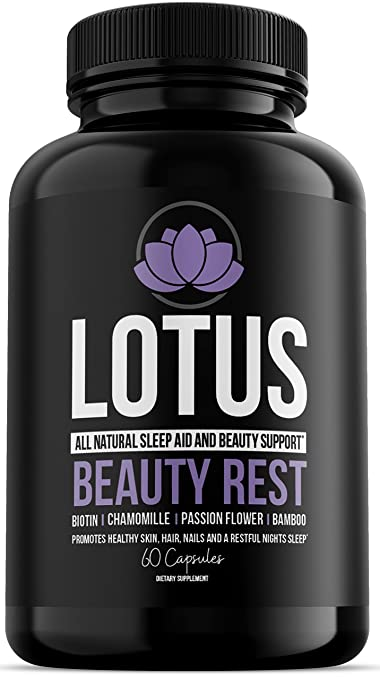 Lotus Sleep aid and beauty support