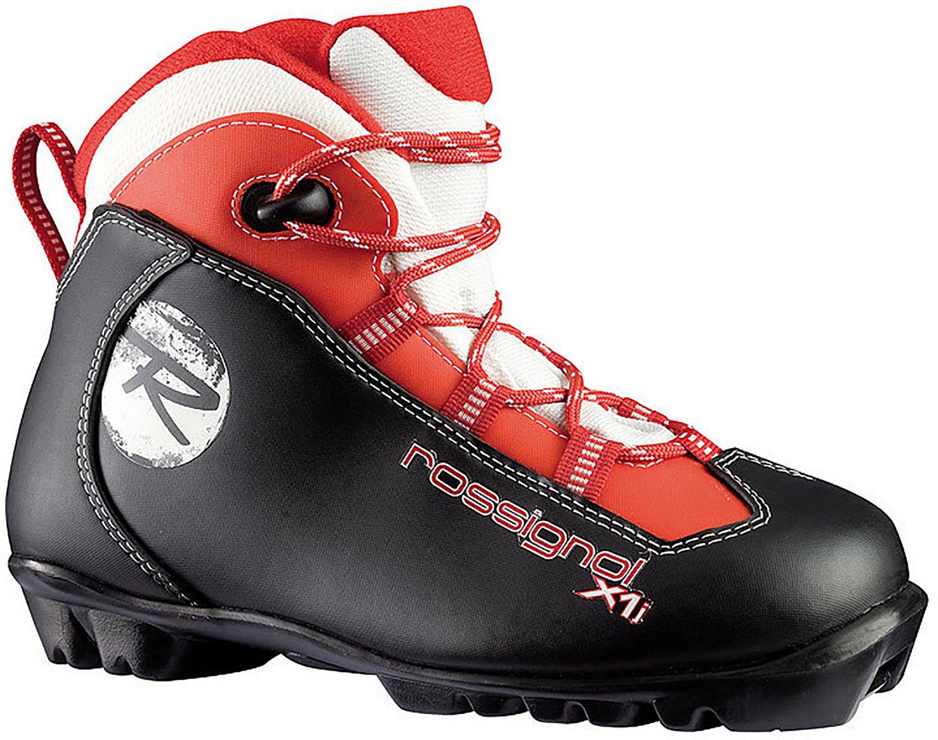 Rossignol X-1 Jr XC Ski Boots Sz 6.5 Kids