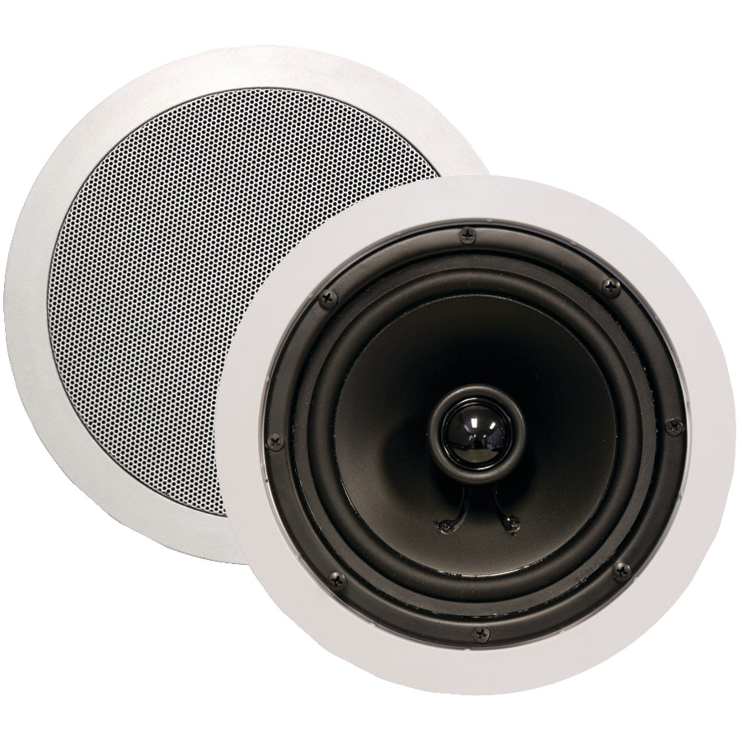 invisible surround kriton pin in inc sound speakers ceilings installation using electronics by ceiling sonance