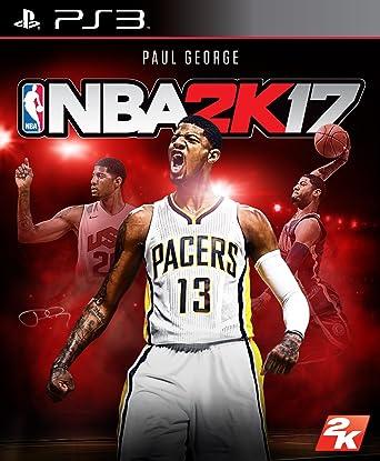 NBA 2K17 (PS3) PlayStation 4 Games at amazon