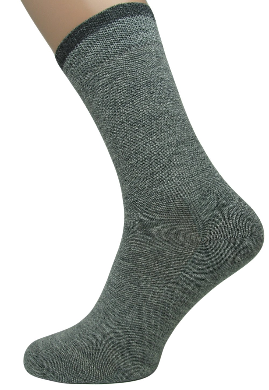 Loonysocks 3 paia di calzini da uomo in morbidissima lana Ascona Merino