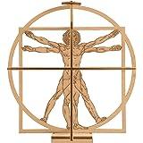 Revell Leonardo Da Vinci - 00509 - Jeu Educatif - L'Homme de Vitruve