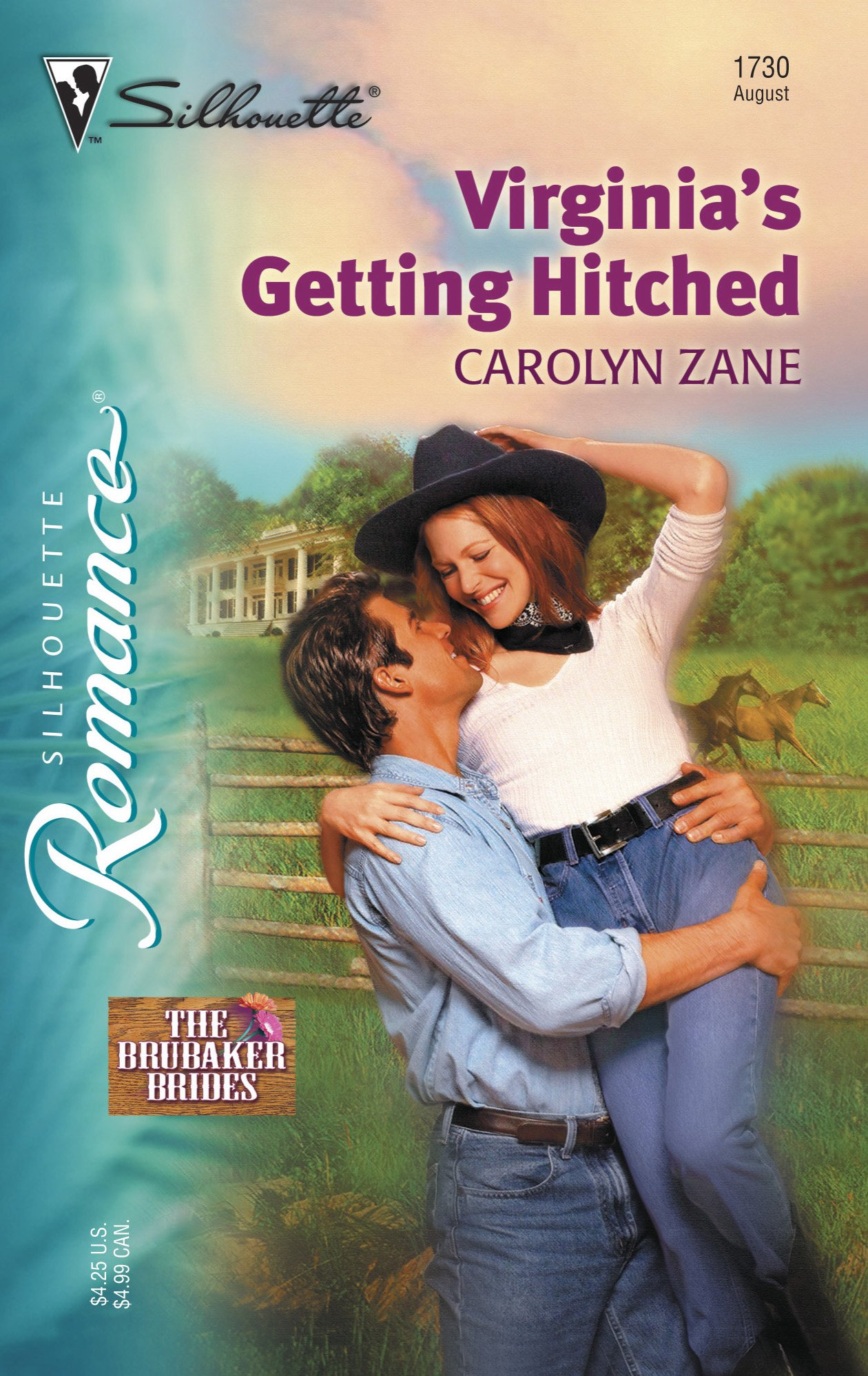 Virginia's Getting Hitched (The Brubaker Brides) pdf epub