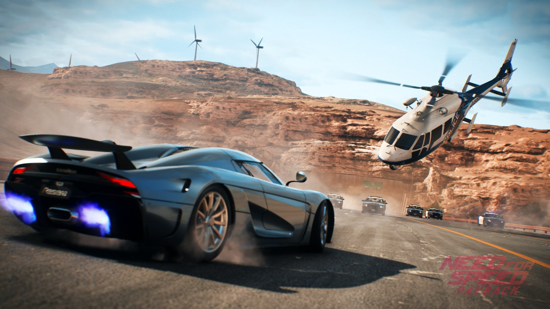 Amazon com: Need for Speed Payback - XBOX One: Electronic Arts