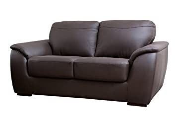 Amazoncom Abbyson Carlisle Leather Loveseat Home Kitchen