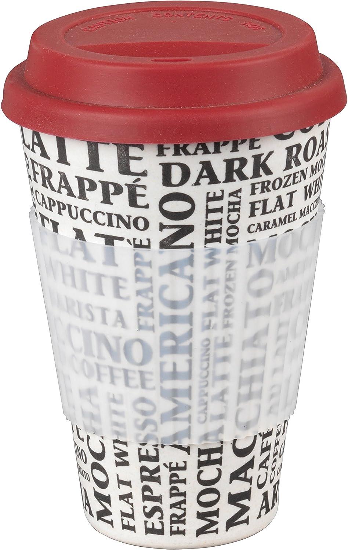 Cambridge CM04529 Coffee Aroma Bamboo Eco Travel Mug: Amazon