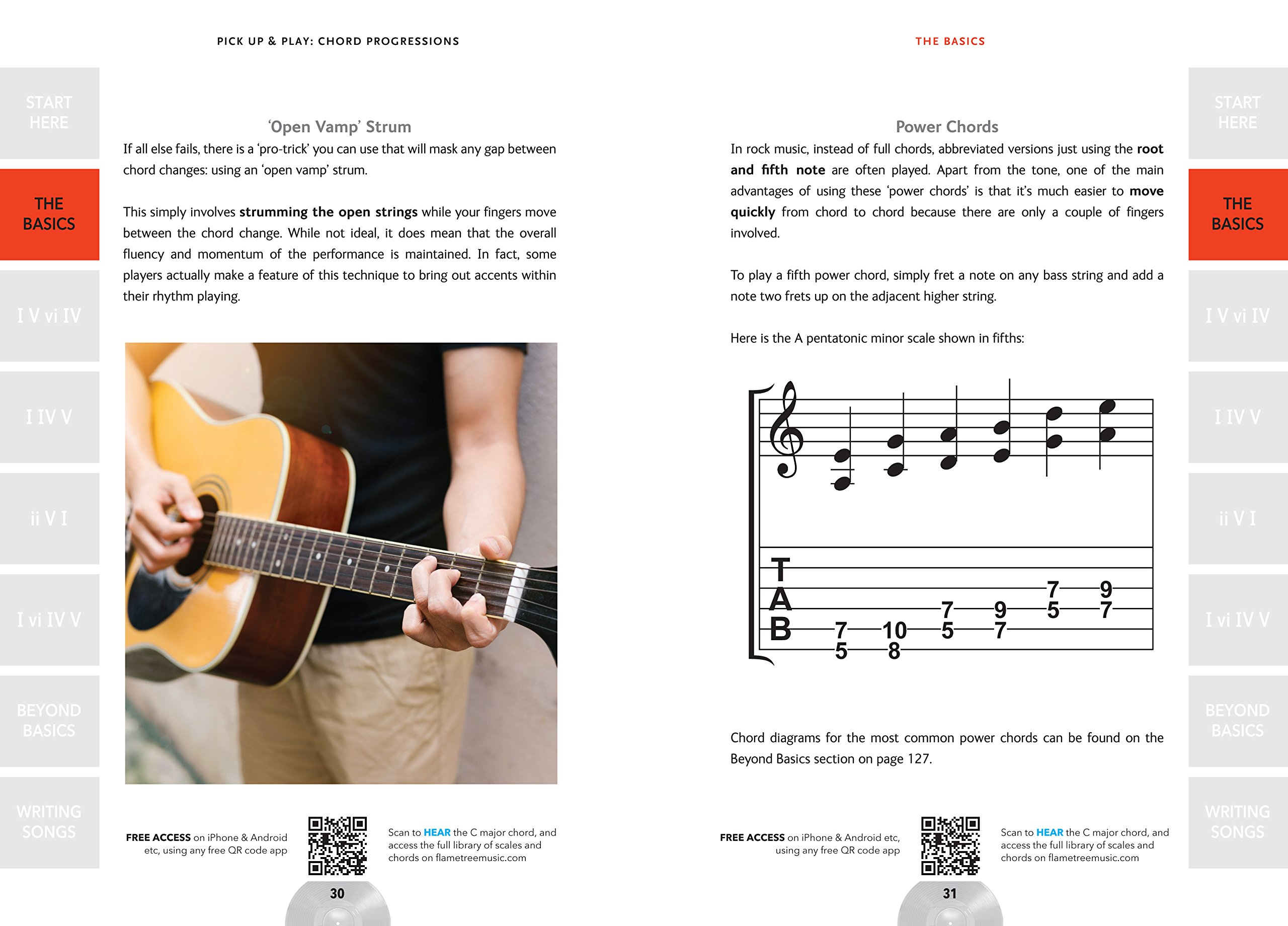 Chord Progressions Pick Up and Play : Learn & Write 100s of Songs ...