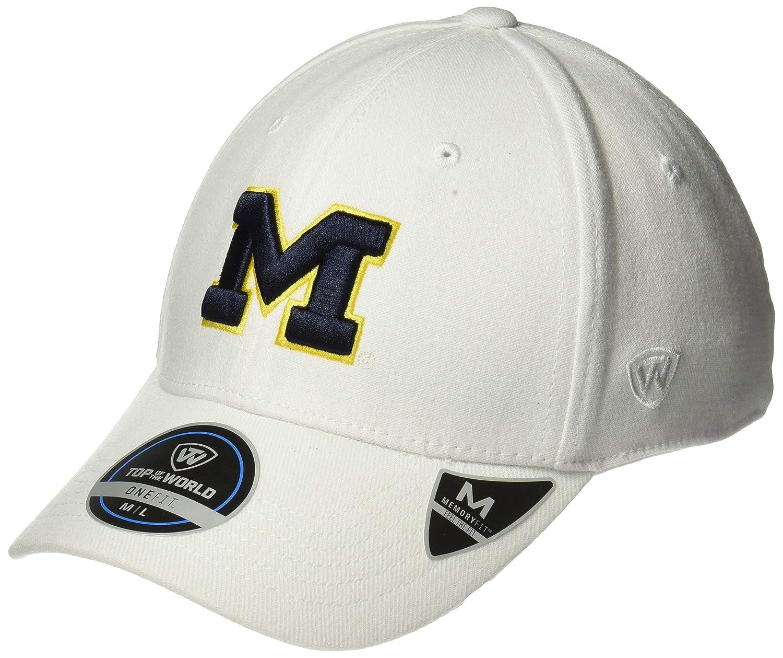 公式NCAA Oneフィットウール帽子キャップby牽引 One Fit  B00U56RRUA