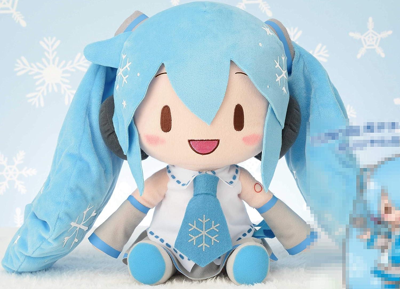 "Hatsune Miku /""SNOW MIKU 2014/"" Plush SEGA"