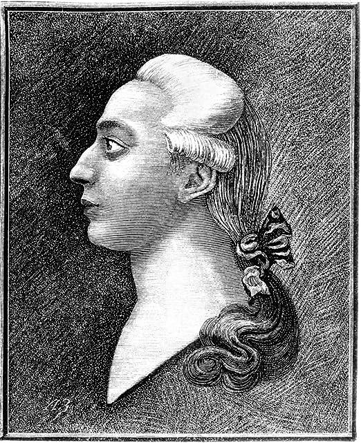 Amazon.com: Giacomo Girolamo Casanova N(1725-1798) Italian Adventurer Line  Engraving 1885 After A Contemporary Portrait By Francesco Casanova Poster  Print by (18 x 24): Posters & Prints