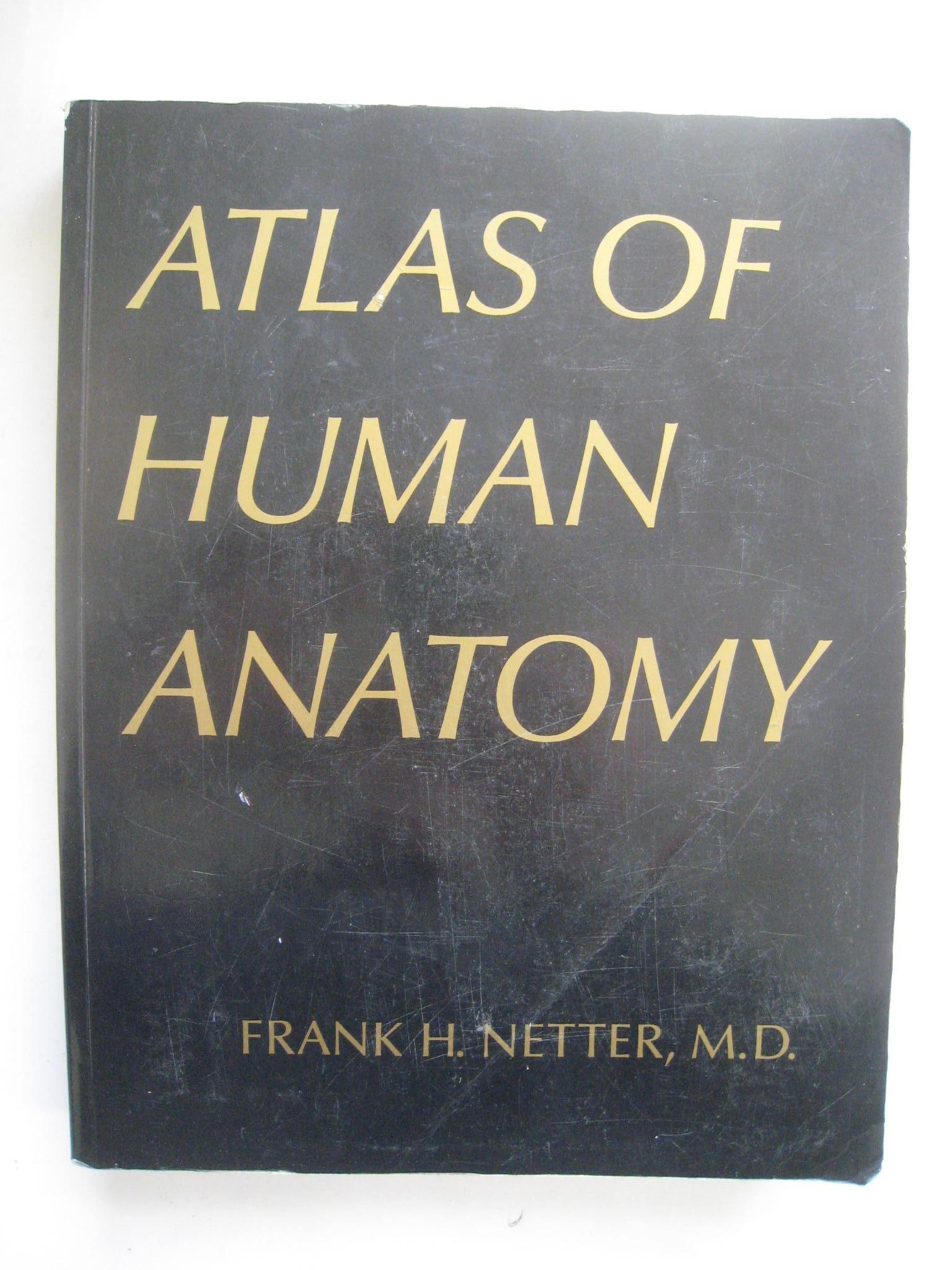 Atlas of Human Anatomy: Frank H. Sharon Colacino, Consulting Editor ...