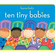 Ten Tiny Babies (Classic Board Books)