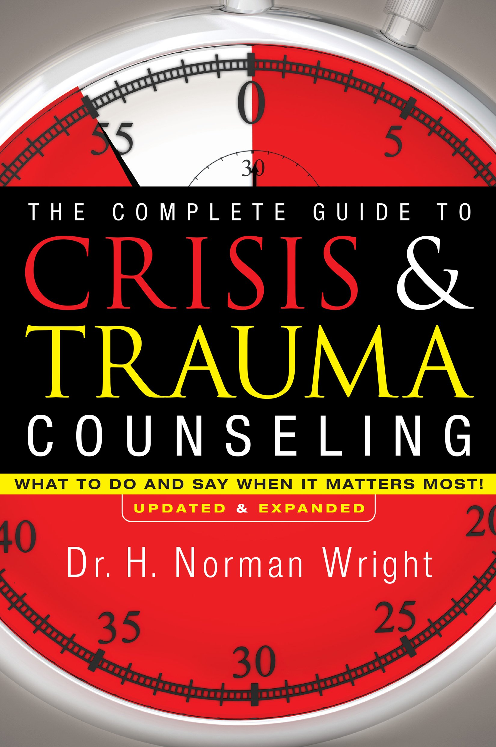 amazon com the complete guide to crisis trauma counseling what rh amazon com Crisis Response Counseling Trauma Victims