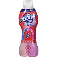 Resolve Oxi-Action, Dual Power Laundry Stain Remover, Pre-Treat, 650 ml