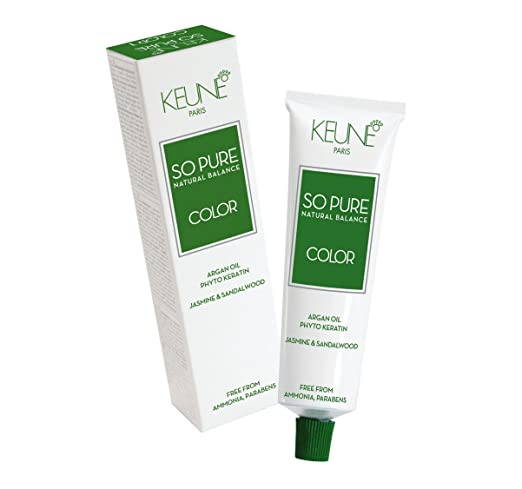 4. Keune So Pure Permanent Hair Color