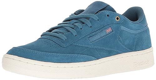 0611c0fff6e306 Reebok Men s Club C 85 MCC Sneaker  Amazon.co.uk  Shoes   Bags