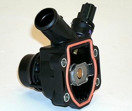 Sensor Thermostat w// Housing Gasket for Volvo XC60 XC70 XC90 3.0 3.2 T6