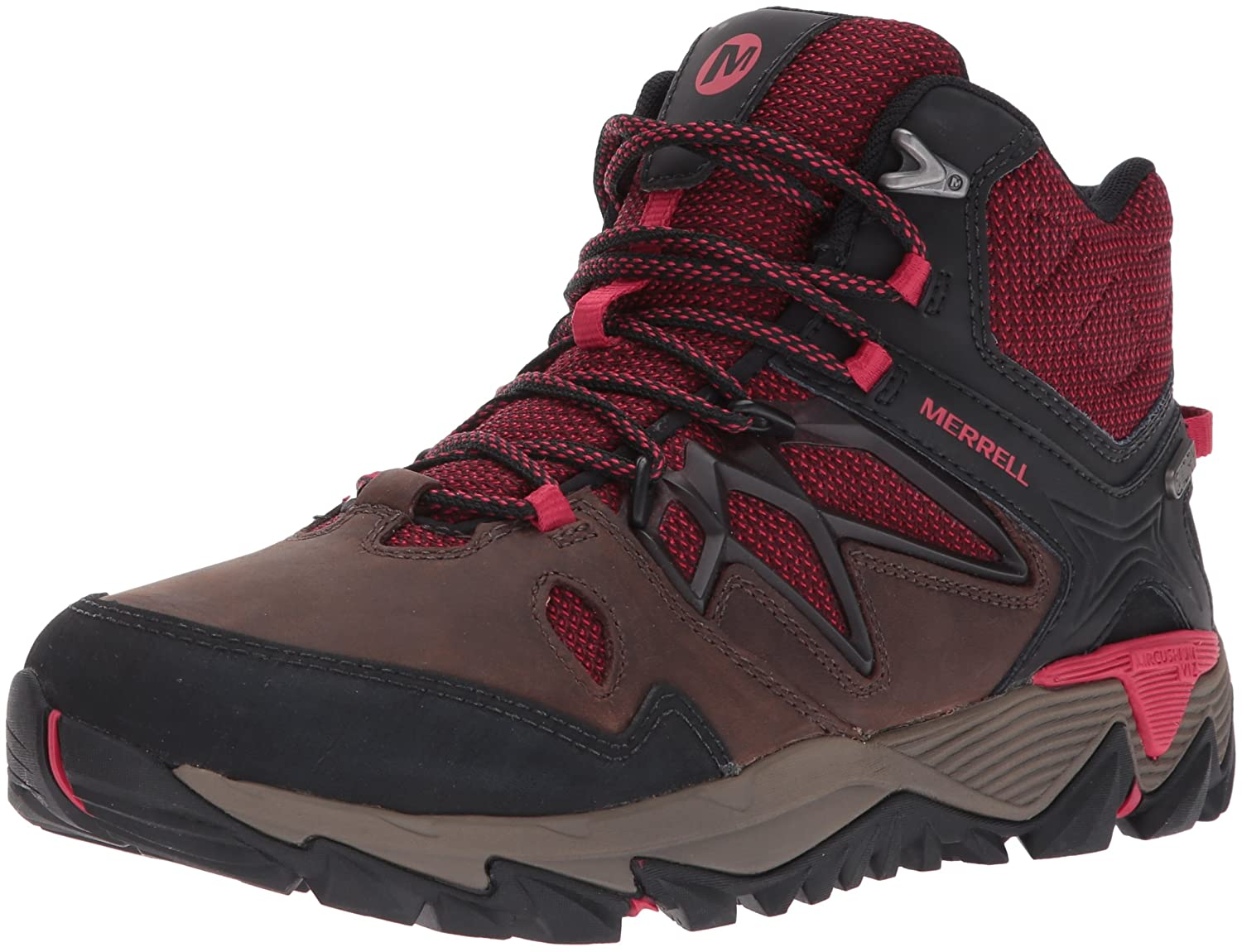Merrell Women's All Out Blaze 2 Mid Waterproof Hiking Boot B01MU148RJ 7 B(M) US|Cinnamon