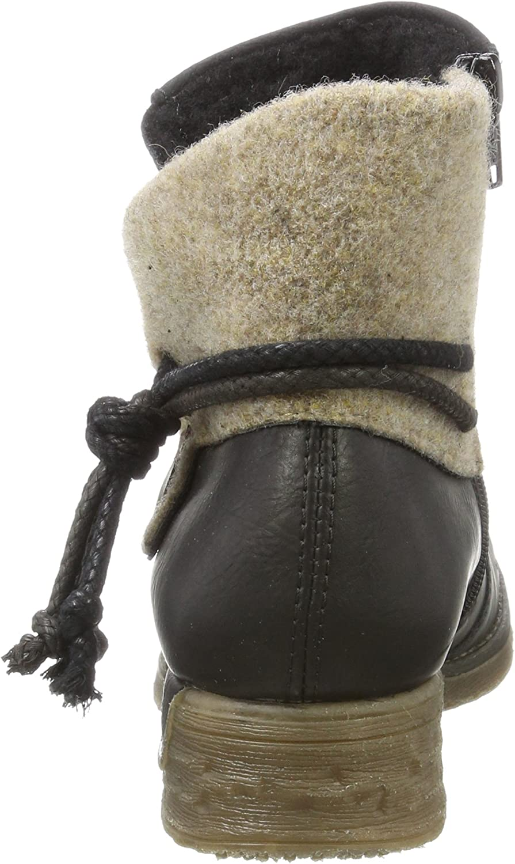 Rieker 79693 Damen Stiefel: : Schuhe & Handtaschen