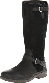 696bb95ec2c Amazon.com   UGG Women's Evanna Waterproof Boot   Knee-High