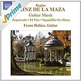 Sainz De La Maza: Guitar Music [Franz Halász] [Naxos: 8572977]