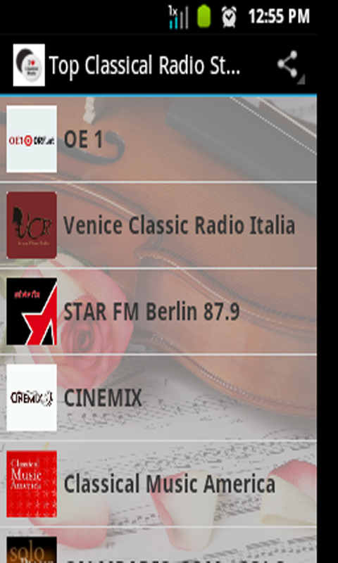 Amazon.com: Top Classical Radio Stations: Appstore For Android