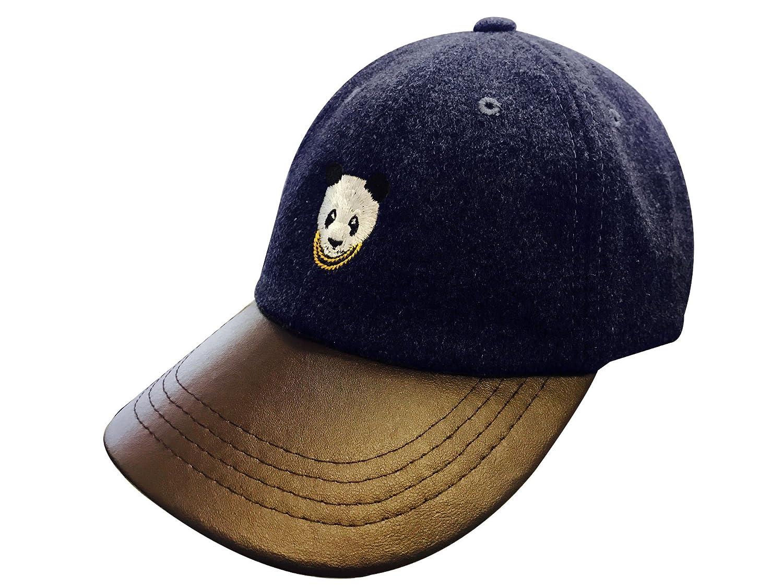 City Hunter C104 Swag Panda bordado algodón gorra de béisbol 11 ...