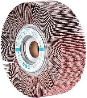 1 Arbor Hole PFERD 61736 Bench Grinding Wheel 6 Diameter 4140 Maximum RPM 60 Grit 1//2 Thick Aluminum Oxide