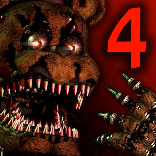 Five Nights at Freddys 4 product image