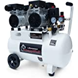 """KnappWulf Kompressor """"mucksmäuschenstill"""" Modell KW2050 8bar Druckluftkompressor 69dB"""