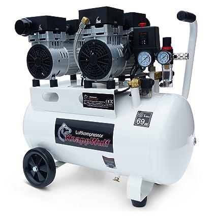 """Compresor de KnappWulf modelo """"silenciosísimo"""" KW2050 8 bares, compresor de aire comprimido"""
