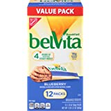 Belvita Breakfast Biscuits, Blueberry, 1.76 Ounce, 12 Count