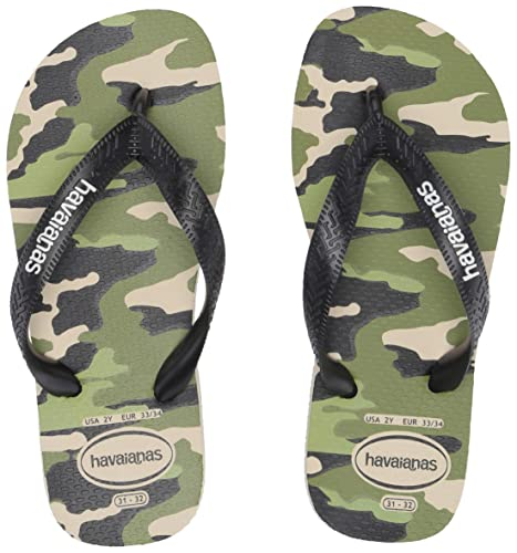 2887e9b17 Havaianas Kid s Top Camo Sandal (Toddler Little Kid)