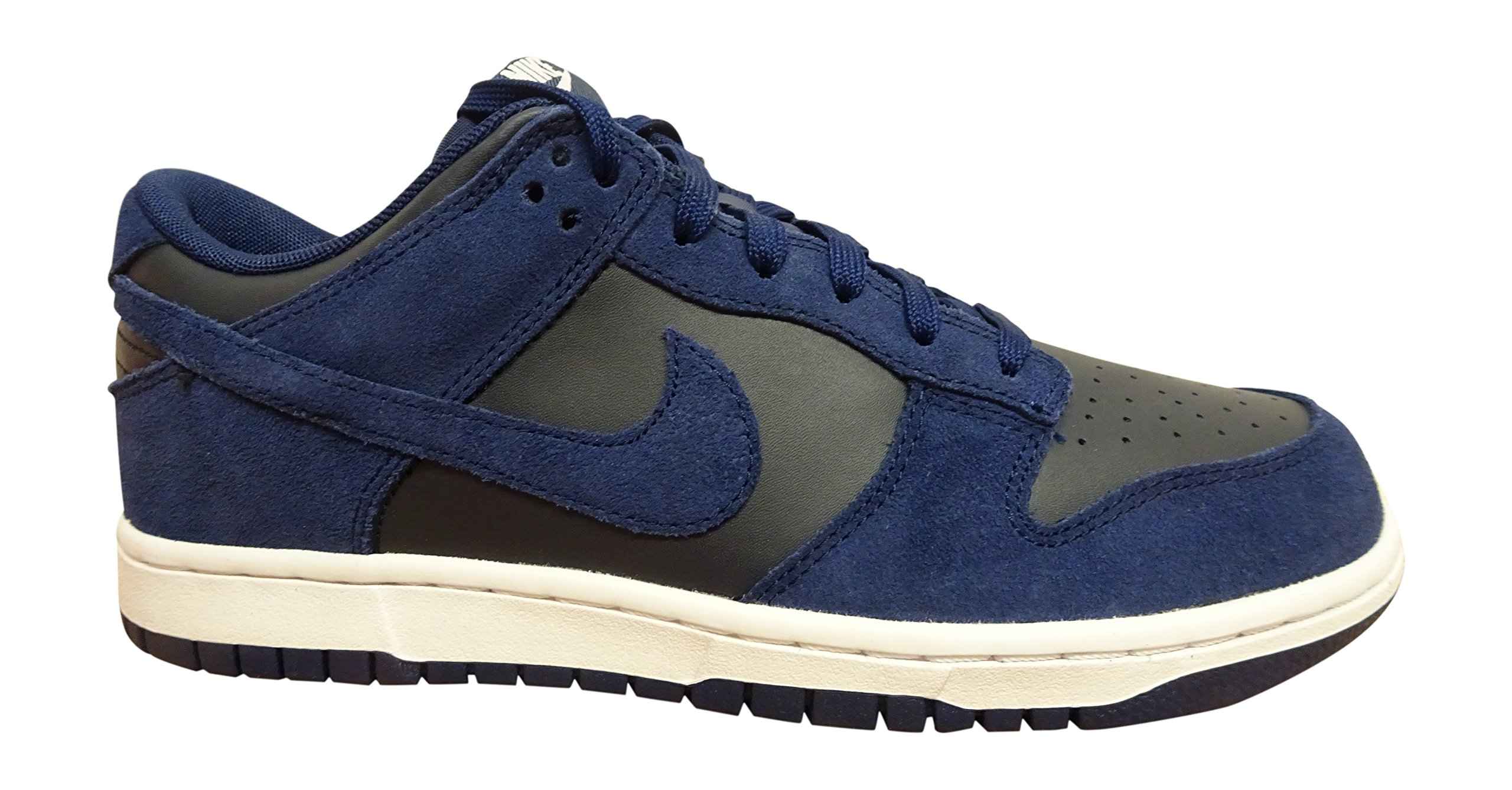 Nike Dunk Low Mens Trainers 904234 Sneakers Shoes (US 11.5, binary blue 401)