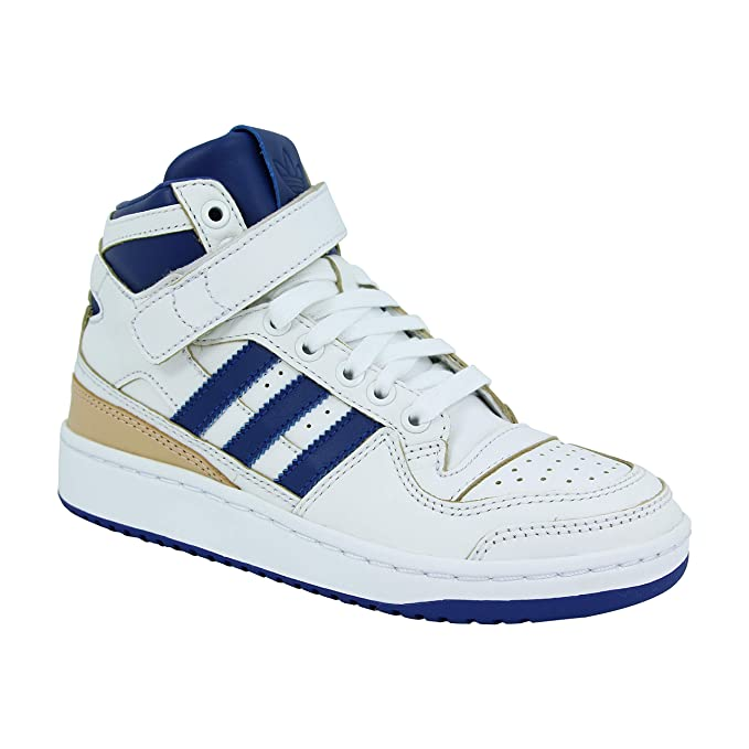 ADIDAS Originals Forum Mid Wrap in Pelle Uomo Sneakers