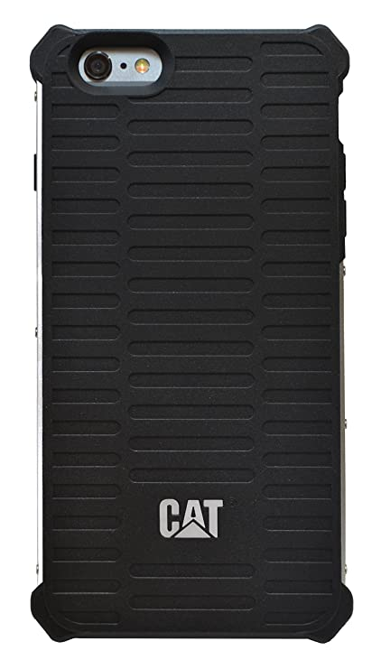0c60884d8f CAT Caterpillar Active Urban Clip-On Case Cover for iPhone 6 Plus (5.5 Inch