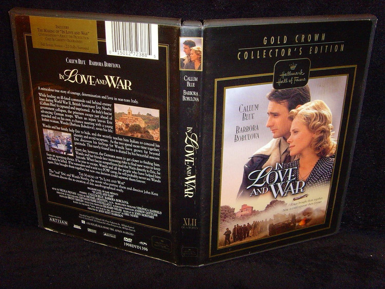 92cc24cbdc6 In Love and War Starring Callum Blue   Barbora Bobulova  Amazon.co.uk  DVD    Blu-ray
