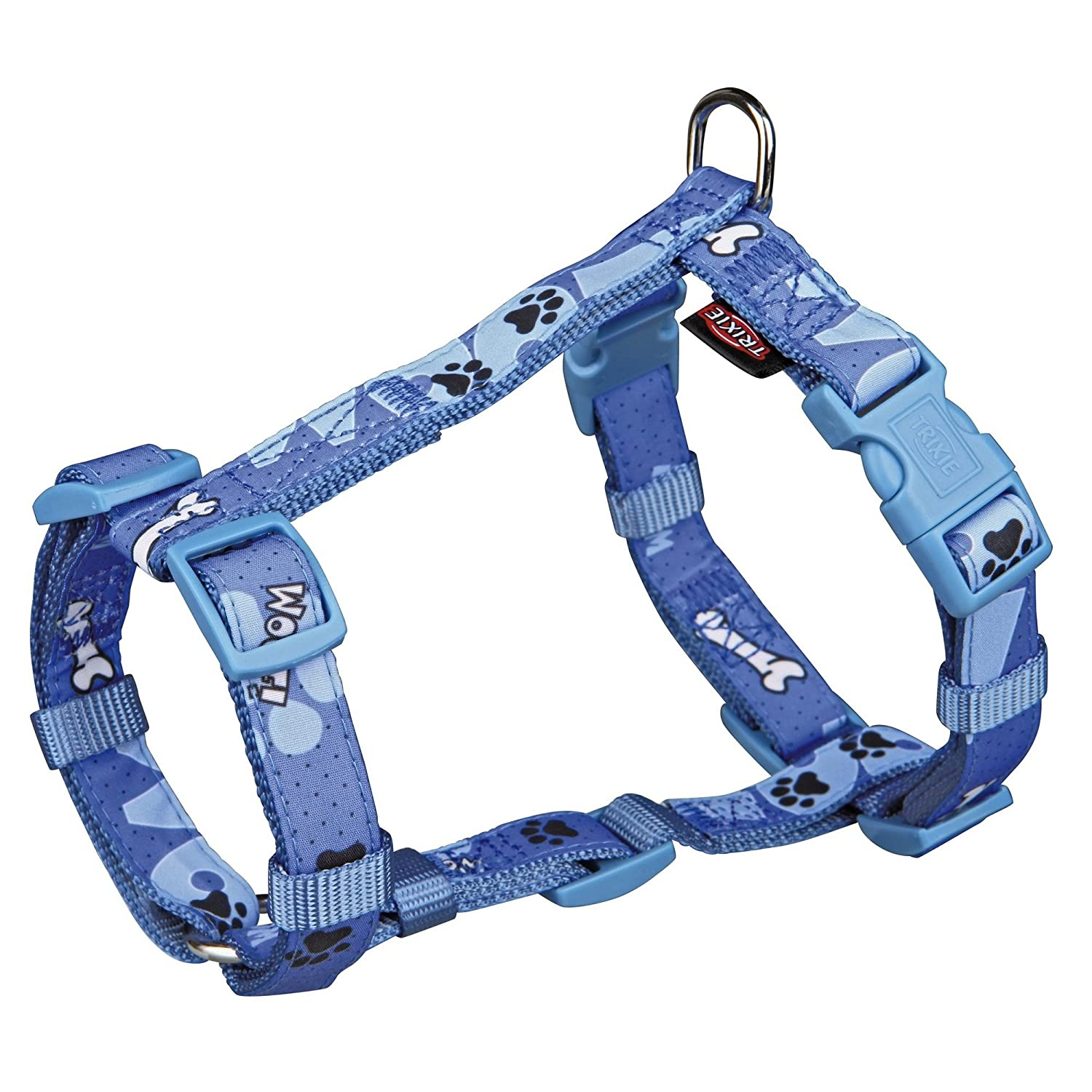 Trixie Modern Art Woof impresión Perro h-Harness-Parent: Amazon.es ...