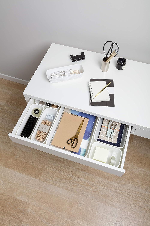 tatay Baobab/ /Organizer da scrivania formato A4/Colore Bianco pergamon