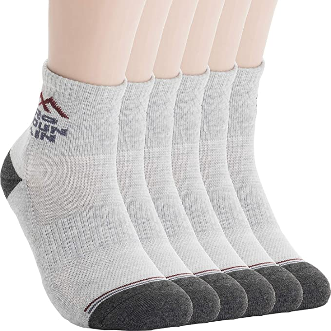 Pro Mountain Cotton Quarter Socks