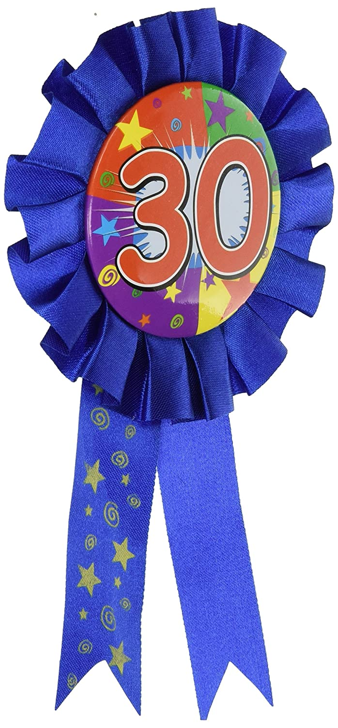 3-3//4-Inch by 6-1//2-Inch Beistle 60414-3030 Award Ribbon
