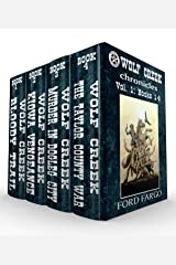 Wolf Creek Chronicles: Vol. 1: Western Novels Boxed Set Kindle Edition