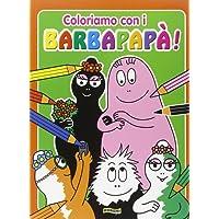 Coloriamo con i Barbapapà!