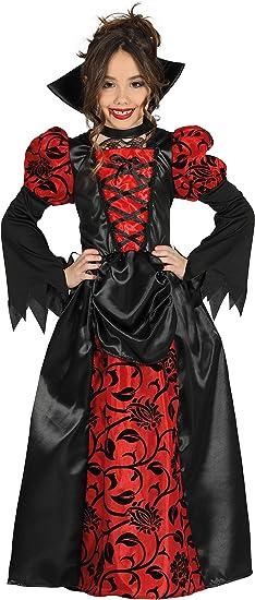 Guirca- Disfraz vampiresa, Talla 5-6 años (87395.0): Amazon.es ...