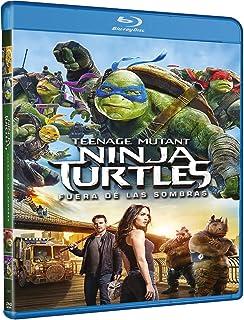 Ninja Turtles - Edición Marco BD + BD Extras Blu-ray: Amazon ...
