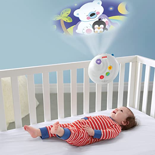 Fisher-Price Precious Planet Projection Mobile