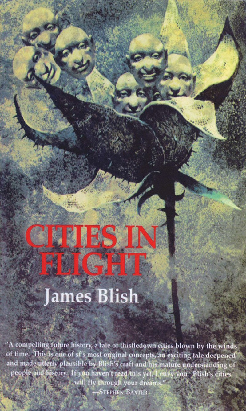 Read Online Cities in Flight pdf